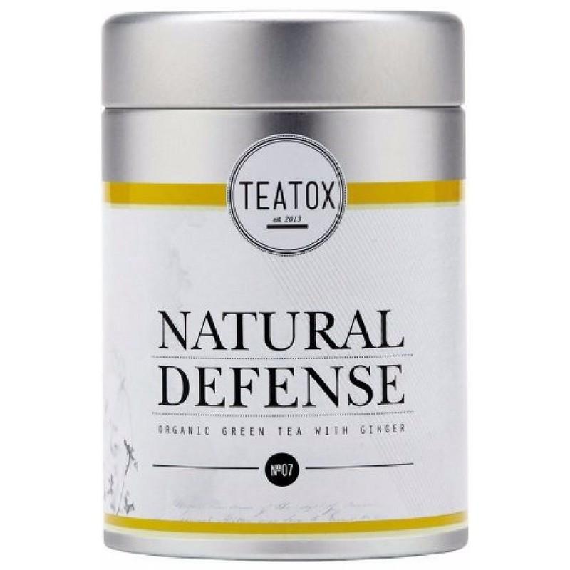 Teatox – Teatox skinny detox organic night tea 50 gr på nicehair.dk