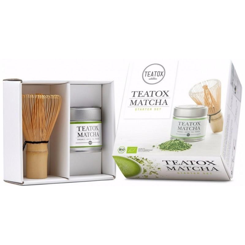 Teatox Teatox natural defense organic immune tea 70 gr på nicehair.dk