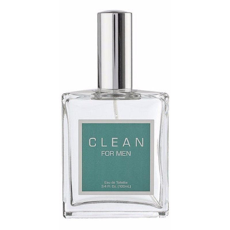 Foto van Clean Perfume For Men EDT 100 ml U