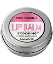 Ecooking Lip Balm Granatæble 15 ml