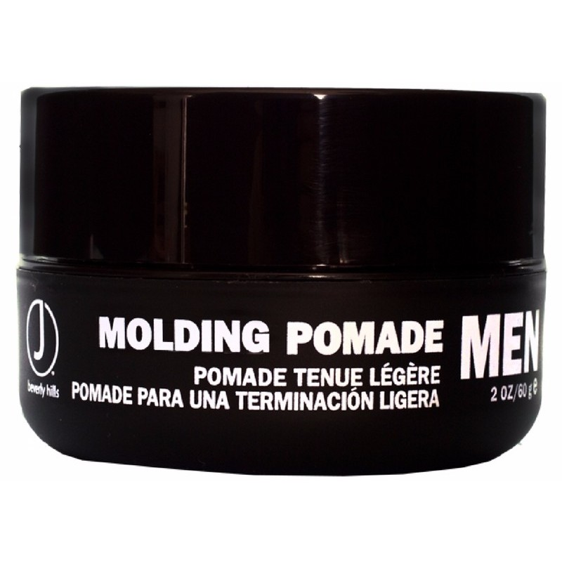 how to use pomade men