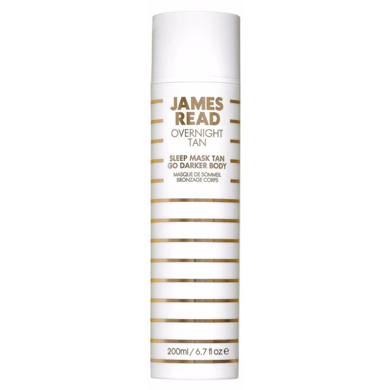 James read James read sleep mask go darker face 50 ml fra nicehair.dk