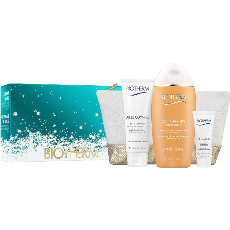 Biotherm Baume Corps Gift Set