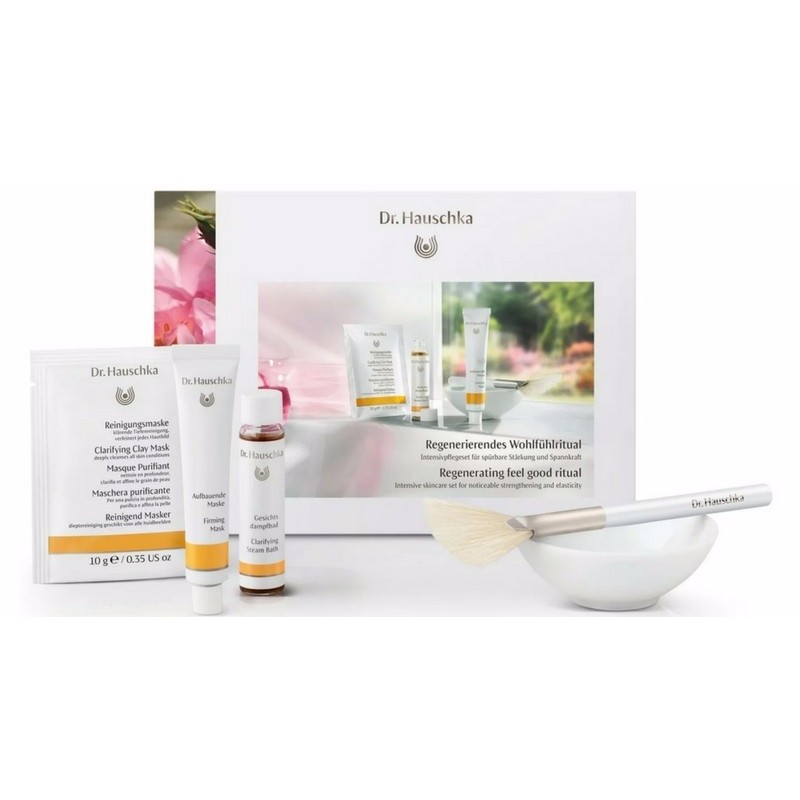 dr hauschka regenerating gift set u. Black Bedroom Furniture Sets. Home Design Ideas