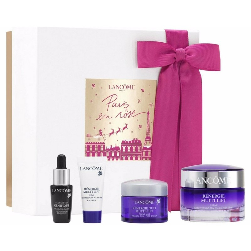Lancome Renergie Multi Lift Gift Set Limited Edition