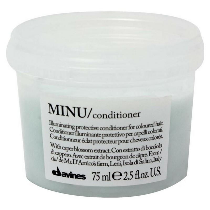 N/A Davines minu shampoo 75 ml fra nicehair.dk