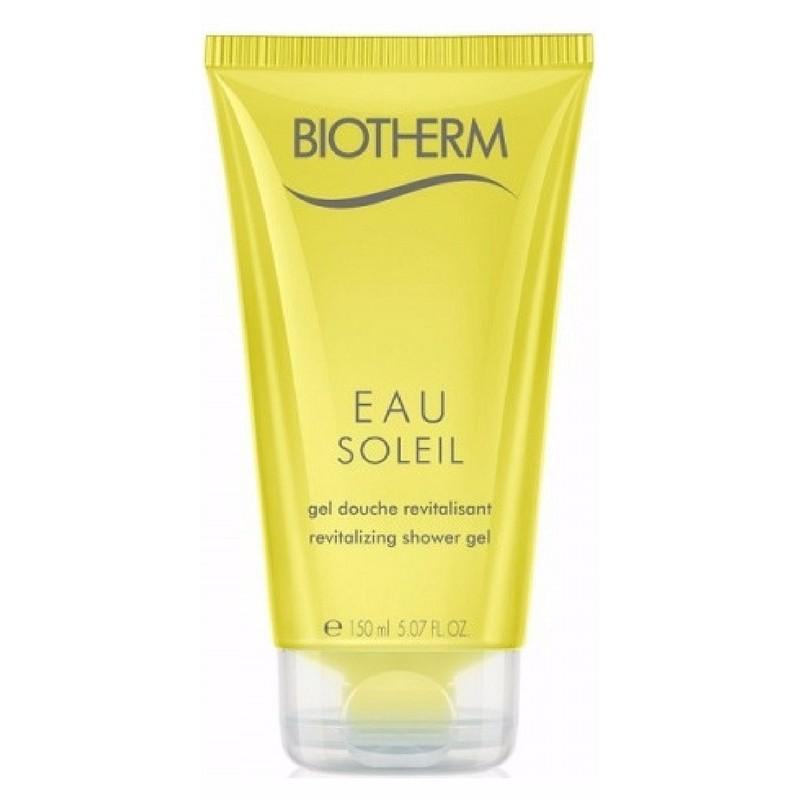 Biotherm Eau Soleil Shower Gel 150 ml Limited Edition