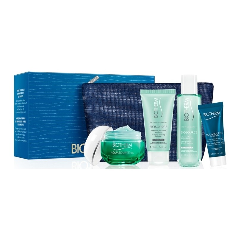 Biotherm Aquasource Gel Gift Set Limited Edition