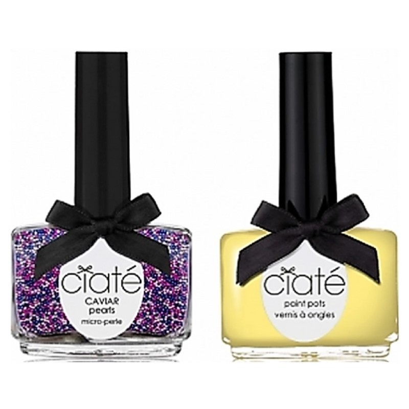 Foto van Ciate Caviar Manicure Kit Yellow Limited Edition