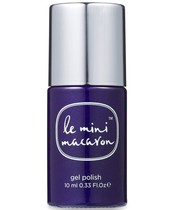 Le Mini Macaron Gel Polish 10 ml - Midnight Blackberry
