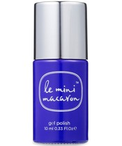 Le Mini Macaron Gel Polish 10 ml - Blue Raspberry (U)