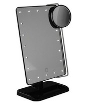Gillian Jones LED Table Mirror W/Small x10 Mirror S3295