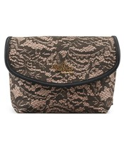 Gillian Jones Beauty Secrets Beige Lace Purse 9-7138-86