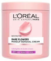 L'Oréal Paris Skin Cleansing Rare Flowers Makeup Removal Cream Dry & Sensitive Skin 200 ml