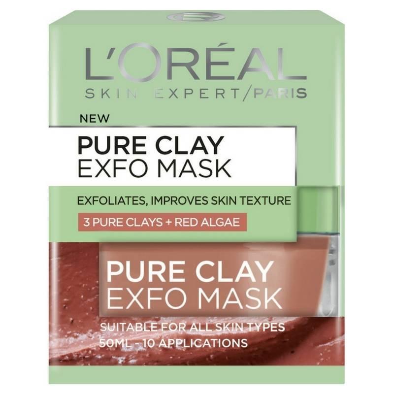 L Oreal Pure Clay