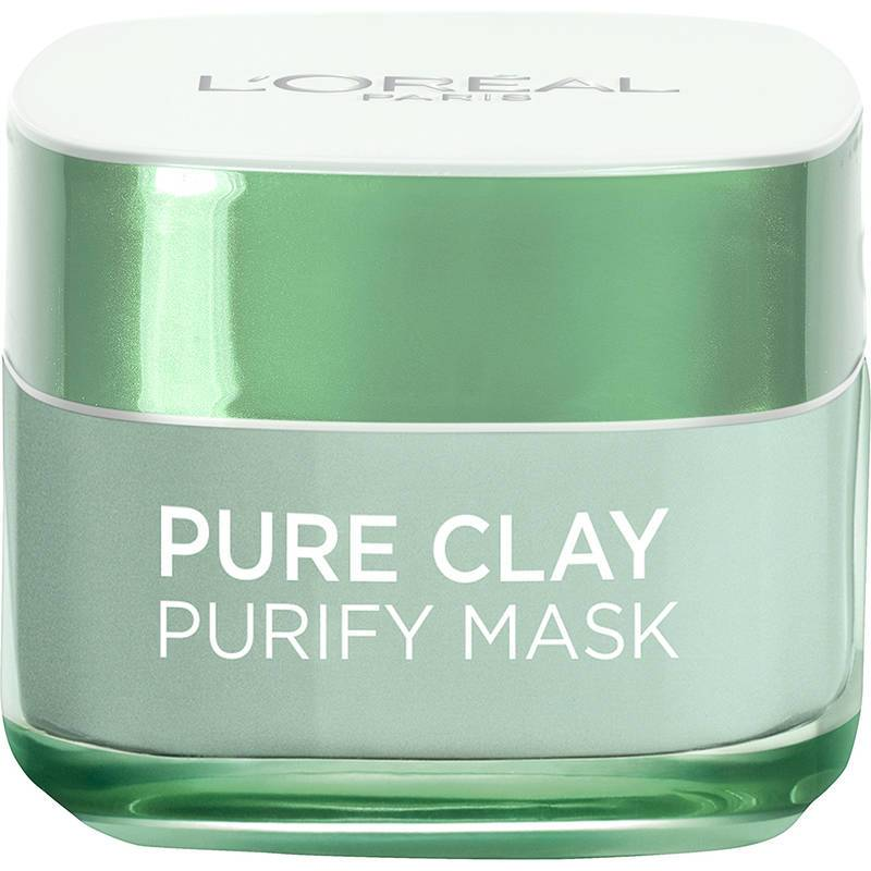 L'Oréal Paris Skin Cleansing Pure Clay Purify Mask 50 ml