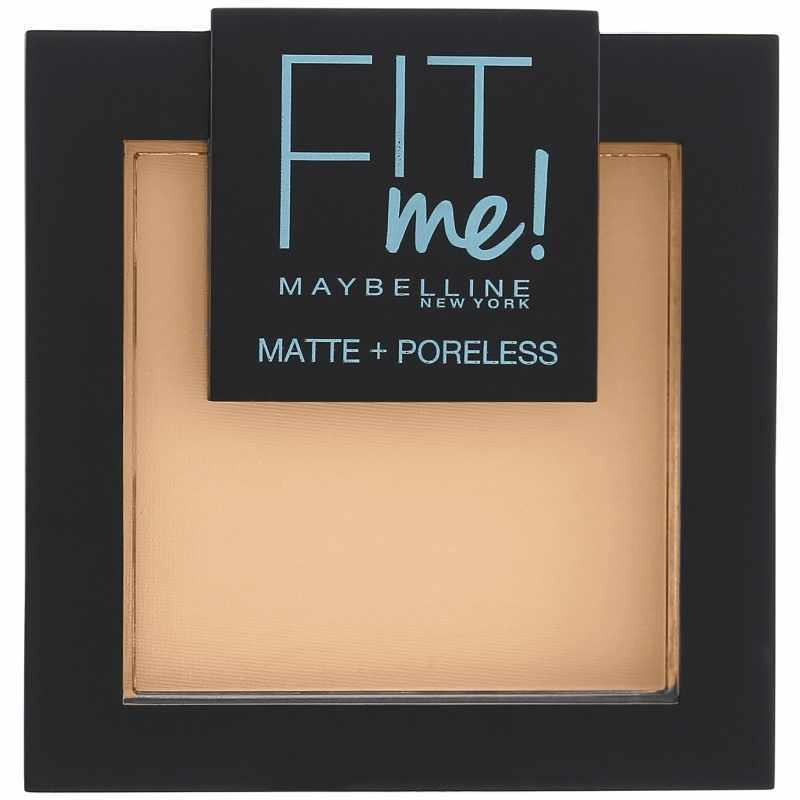 fit me matte and poreless 115