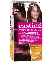 L'Oréal Paris Casting Créme Gloss 415 Iced Chocolate