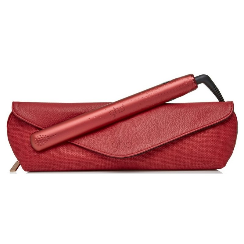 ghd V Gold Styler Ruby Sunset With Bag (Limited Edition)