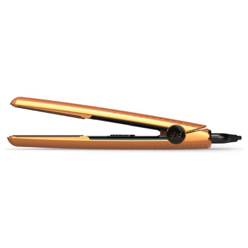 ghd v gold styler amber sunrise with bag limited edition. Black Bedroom Furniture Sets. Home Design Ideas