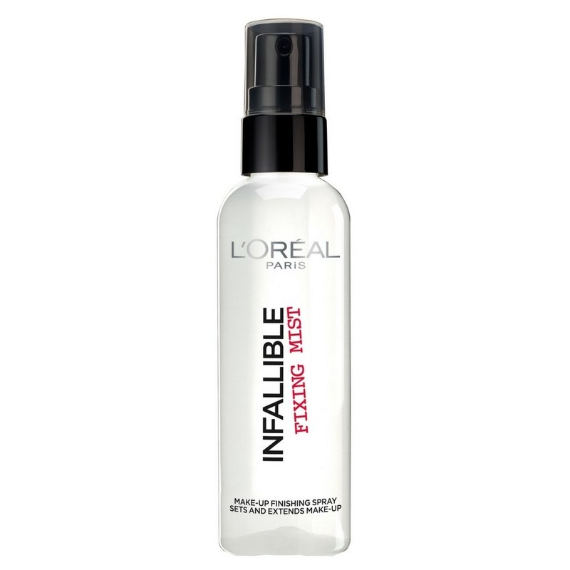 L'Oréal Paris Cosmetics Infallible Fixing Mist Setting Spray 100 ml