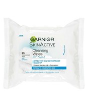 Garnier Cleansing Wipes All Fresh 25 Wipes