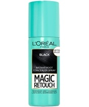 L'Oréal Paris Magic Retouch Black 75 ml