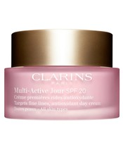 Clarins Multi-Active Jour SPF 20 All Skin Types 50 ml