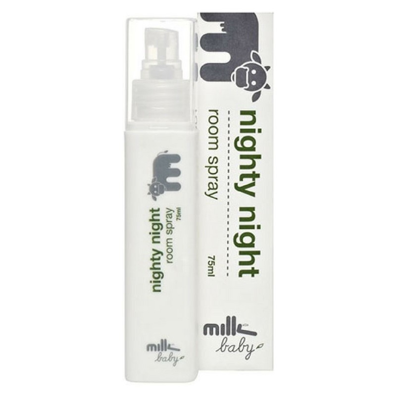 Milk co baby snotty grotty room spray 75 ml us fra N/A på nicehair.dk