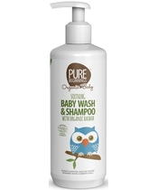 Pure Beginnings Soothing Baby Wash & Shampoo 500 ml