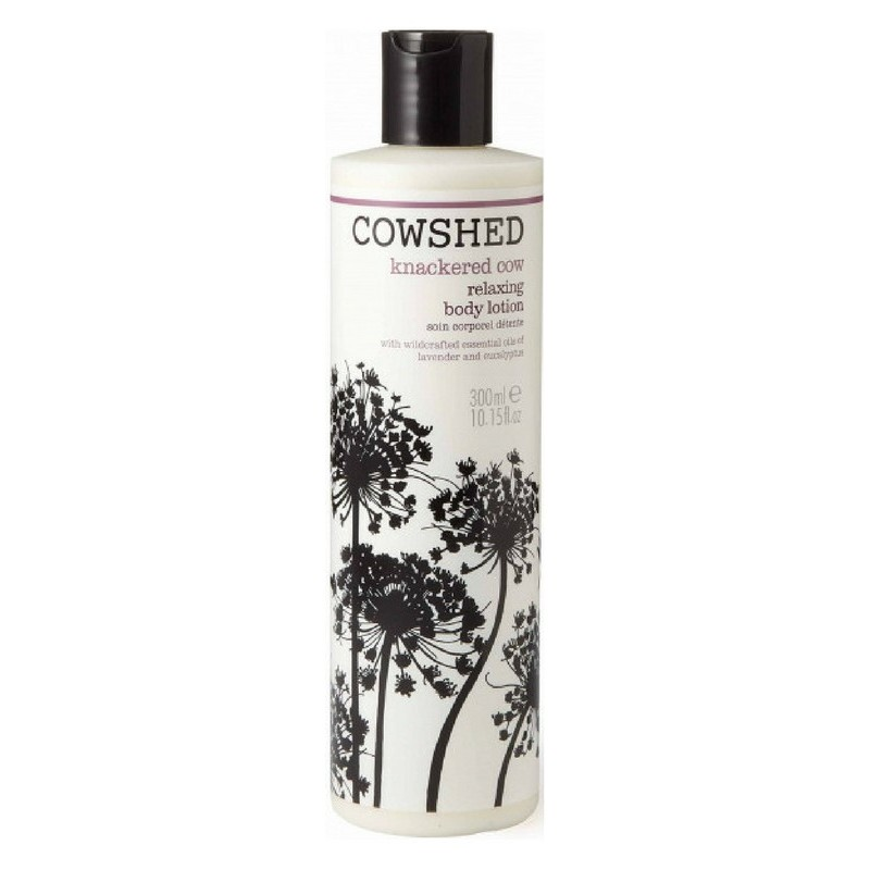 Cowshed lazy cow soothing body lotion 300 ml fra N/A fra nicehair.dk