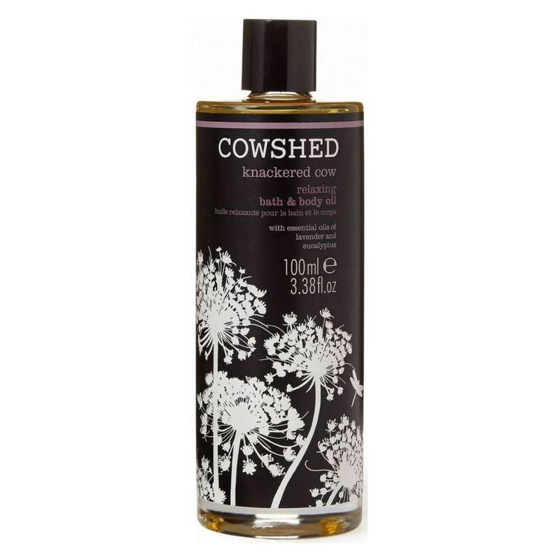 N/A – Cowshed bullocks for men muscle rub massage oil 100 ml fra nicehair.dk