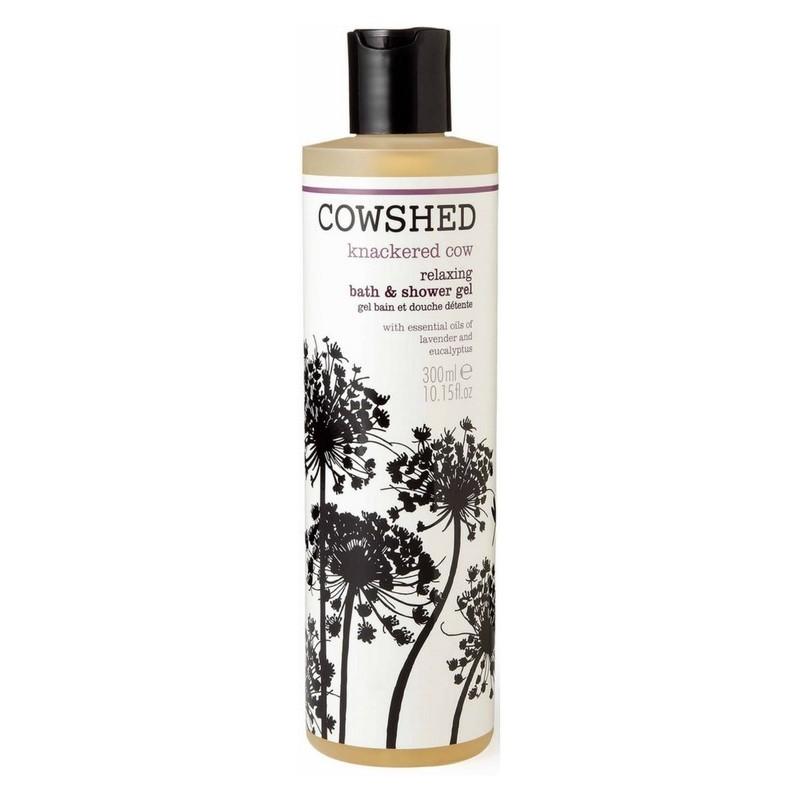 N/A – Cowshed lazy cow soothing bath shower gel 300 ml fra nicehair.dk