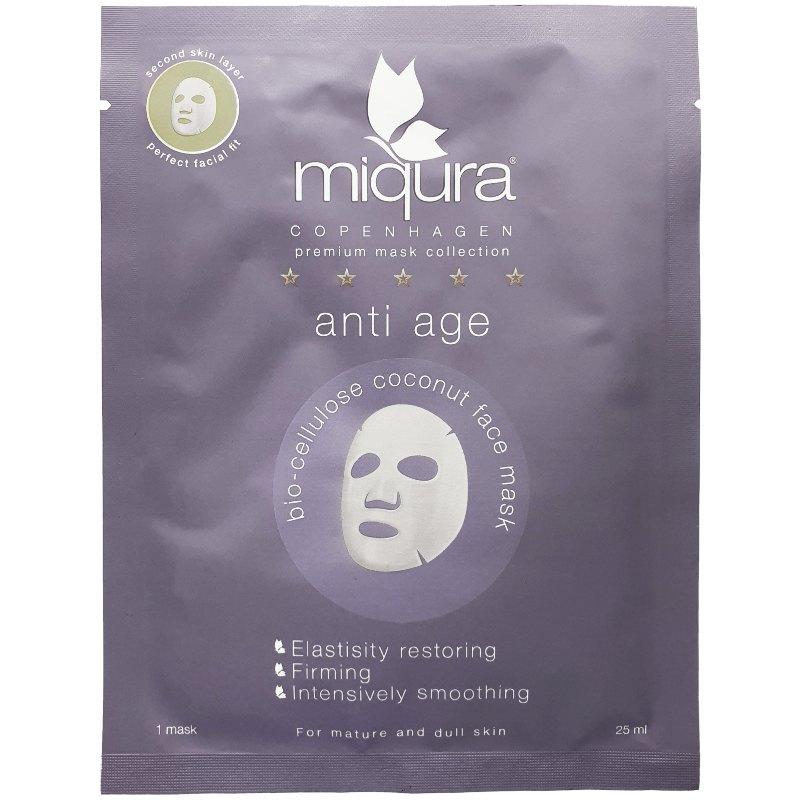 Miqura Anti Blemish Pore Refining Coconut Face Mask 1 Piece