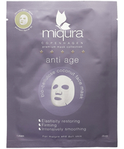 Miqura Anti Age Coconut Face Mask 1 Piece