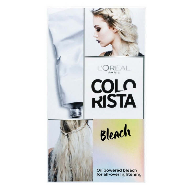 oil hårfarve