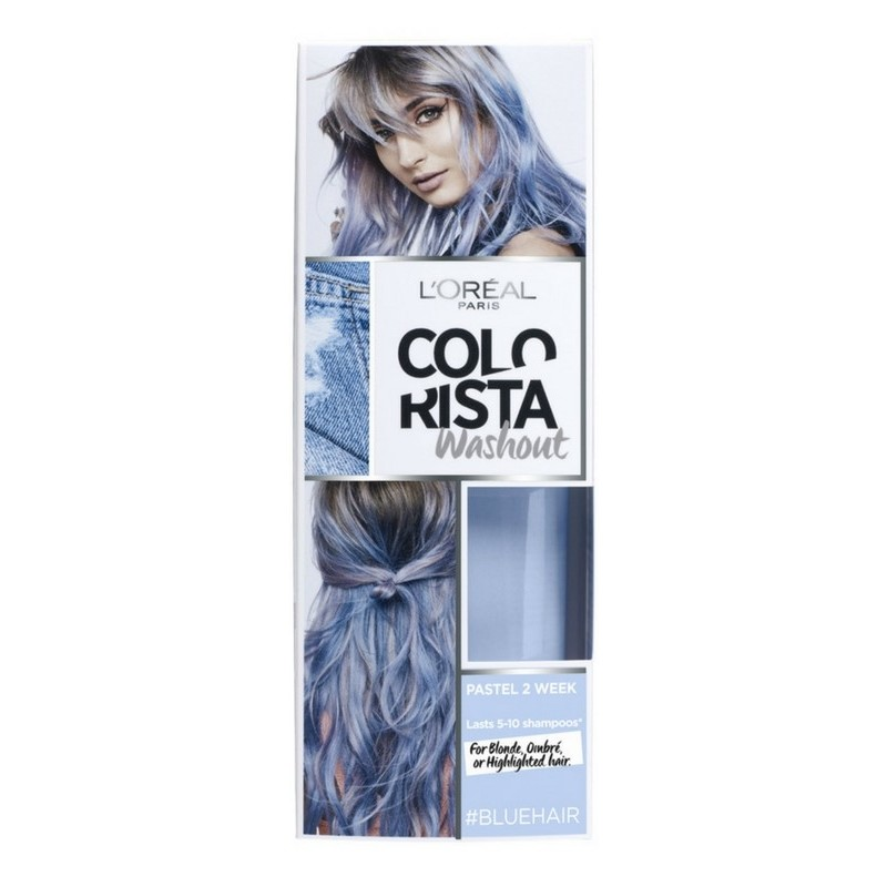 L Or 233 Al Paris Colorista Washout 6 Blue Hair