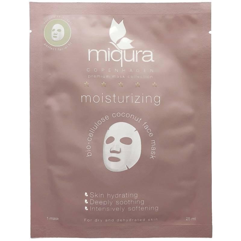 Miqura Moisturizing Coconut Face Mask 1 Piece
