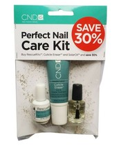 CND Perfect Nail Care Trio Kit