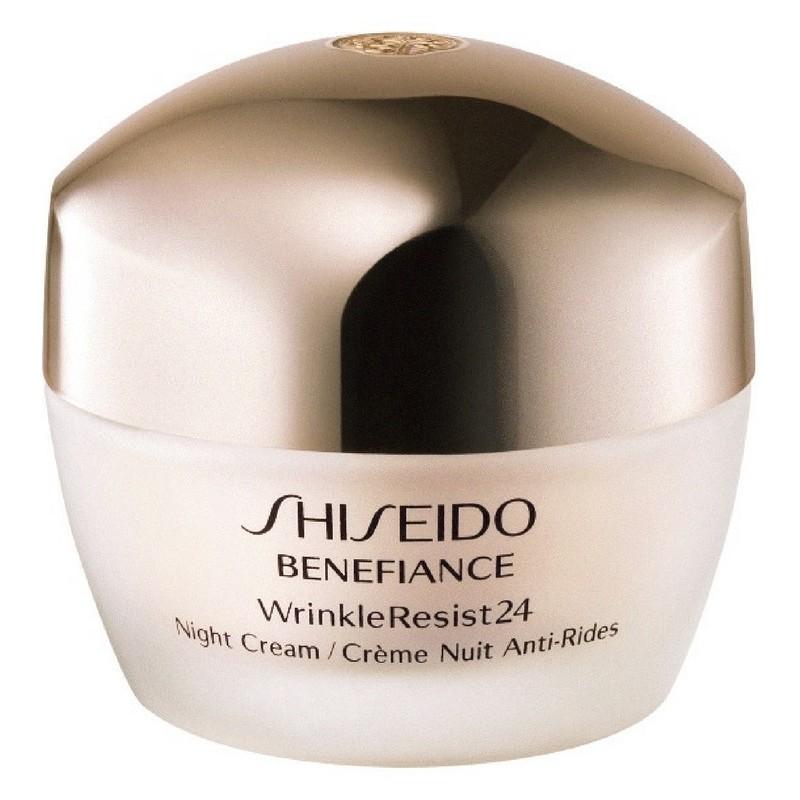 shiseido benefiance wrinkleresist 24 night cream 50 ml. Black Bedroom Furniture Sets. Home Design Ideas