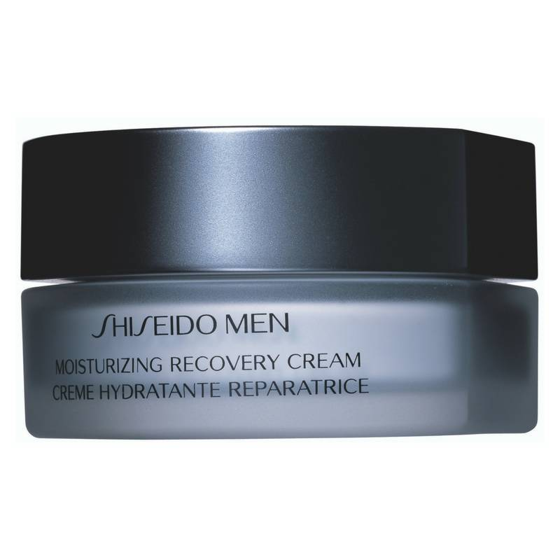 Shiseido Mens Moisturizing Recovery Cream (50ml)
