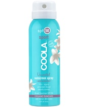 COOLA Sport Sunscreen Spray Unscented SPF 50 - 88 ml (U)