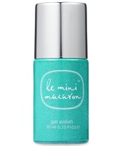 Le Mini Macaron Gel Polish - Sparkling Seasalt 10 ml