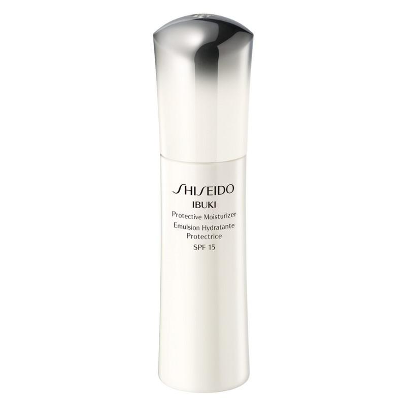 Shiseido Day Care Ibuki Protective Moisturizer Spf15 For Women 75ml