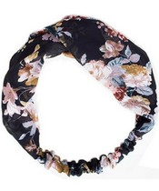 Everneed Annemone Headband W. Colored Flowers (0102) (U)