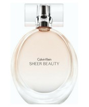 Calvin Klein Sheer Beauty Women Edt 100 ml (Limited Edition)