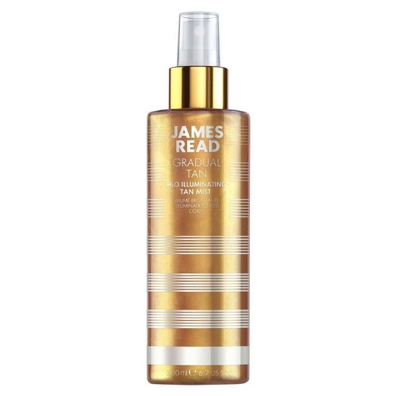 James Read Gradual Tan H2o Tan Mist Body 200 Ml