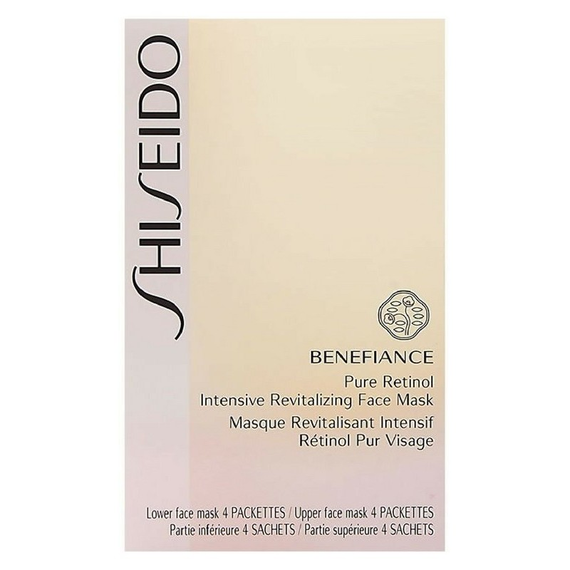 shiseido face mask