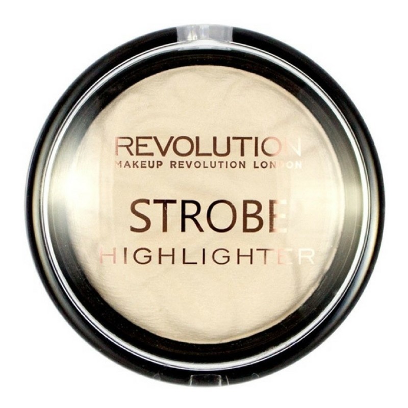 Makeup revolution Makeup revolution strobe highlighter 75 gr - flash fra nicehair.dk