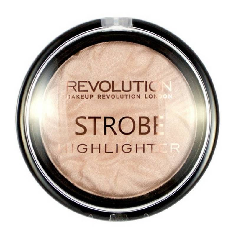 Makeup revolution Makeup revolution strobe highlighter 75 gr - ever glow lights fra nicehair.dk